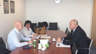 Predstavnici švedske vlade posjetili Udruženje banaka