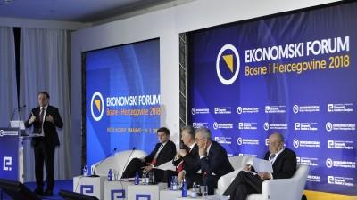 Ekonomski forum Bosne i Hercegovine 2018