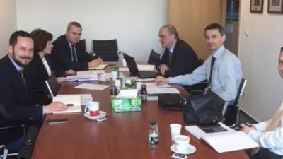 Druga sjednica Komisije za tržište novca i kapitala