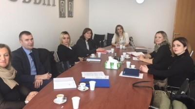 Druga sjednica Komisije za internu reviziju