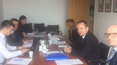 Druga sjednica Komisije za mjerenje i upravljanje rizicima