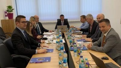 8. sjednica Upravnog odbora UBBiH u Banja Luci
