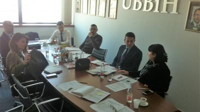 Sjednica Komisije za mjerenje i upravljanje rizicima