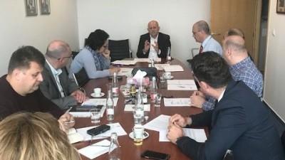 1. sjednica Izvršnog odbora 16. bankarskih susreta