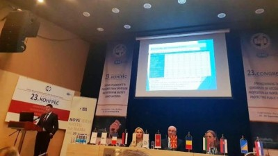Predsjednik Upravnog odbora UBBiH na 23. Međunarodnom kongresu računovodstvene i revizorske profesije