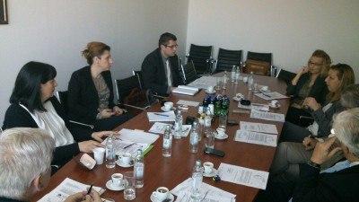 Održana 1.sjednica Komisije za pravnu regulativu