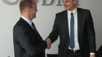 Dogovorena saradnja na poboljšanju regulatornog okvira i edukaciji u području risk menadžmenta