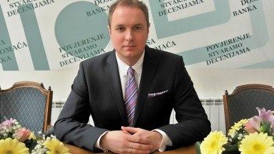Adnan Bogunić, direktor Privredne banke d.d. Sarajevo: - KONKURENCIJA NA BANKARSKOM TRŽIŠTU BIH NIKAD NIJE BILA JAČA