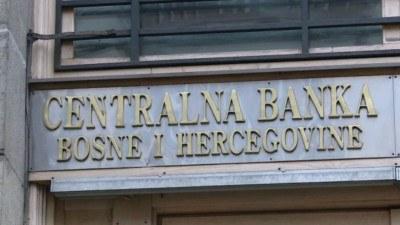 Dobit Centralne banke BiH u prvom kvartalu 2,5 mil KM