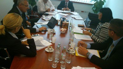 Sjednica Komisije za pravnu regualtivu