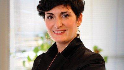Ana Mirosavljević, direktorica i predsjednica Uprave Bobar banke a.d. Biljeljina