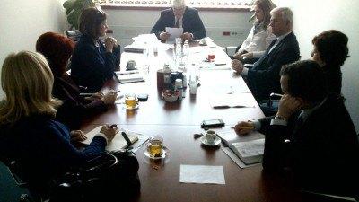 Održan sastanak predsjednika komisija UBBiH