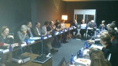 UBBiH na 38-om EBF sastanku pridruženih članova
