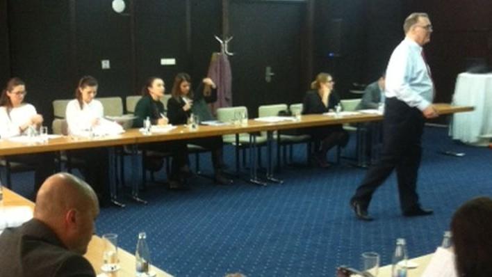 Seminar na temu MSFI (IFRS)