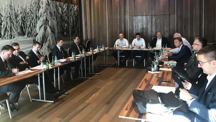 sastanak predsjednika uprava banaka