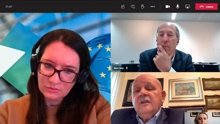 Work meeting between Banking Association of BiH and European Banking Federation