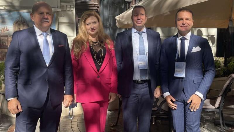 Sastanak Međunarodnog bankarskog savjeta u Odessi