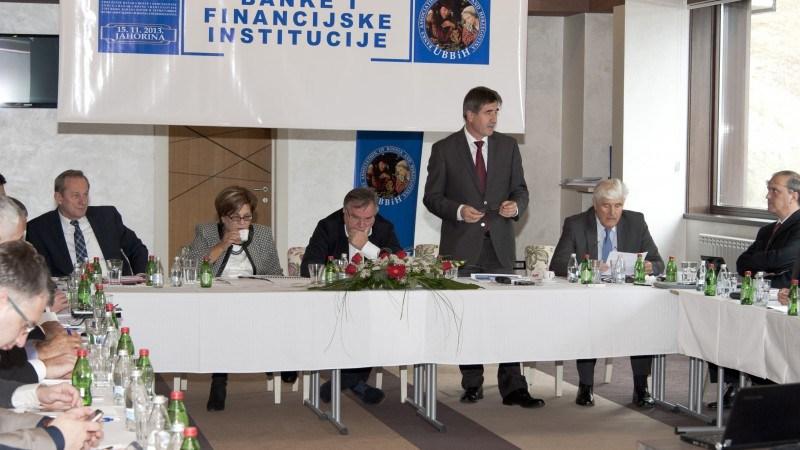 Banke i finansijske institucije održale redovan sastanak na Jahorini