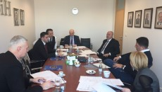 1st Session of the New Steering Board UBBIH