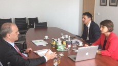 UnionPay International in the CEE & Balkan Region visits UBBiH
