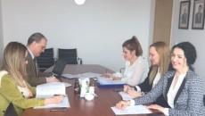 4. sjednica Komisije za pravnu regulativu.