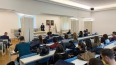 Predsjednik UO UBBIH  održao predavanje na Ekonomskom fakultetu u Beogradu
